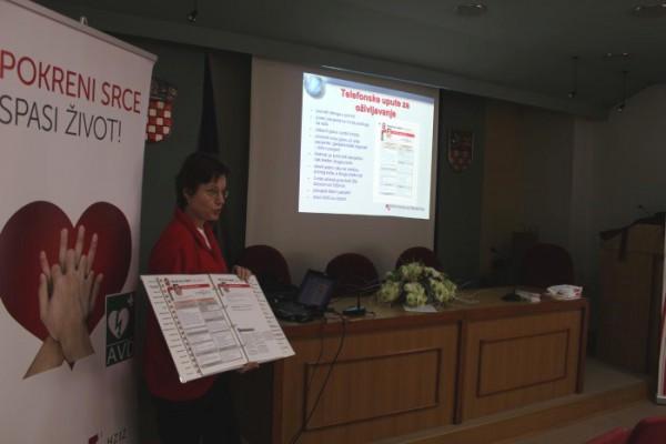 Radionica Oživljavanje u zajednici održana u Bjelovaru