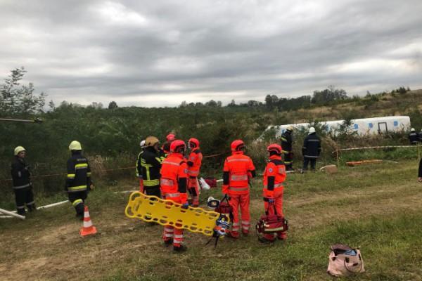Održana vježba potrage i spašavanja zrakoplova ASAR 2018 JASTREBARSKO