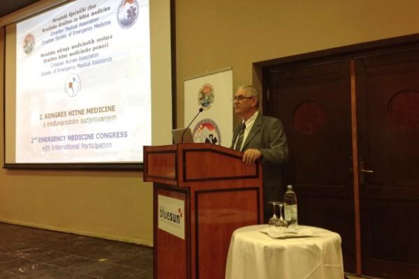 Otvoren 2. kongres hitne medicine s međunarodnim sudjelovanjem