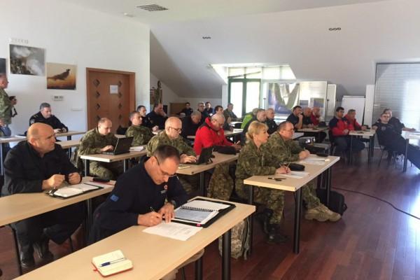 Održana glavna planska konferencija u sklopu priprema za vježbu sustava domovinske sigurnosti