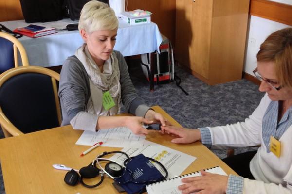 Edukacija djelatnika odjela hitne medicine u Krapinskim Toplicama