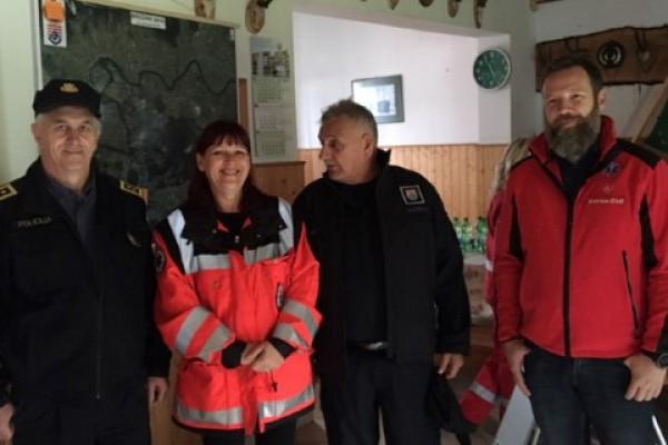 Vježbom Brežani 2016 provjerena spremnost žurnih službi u Karlovačkoj županiji