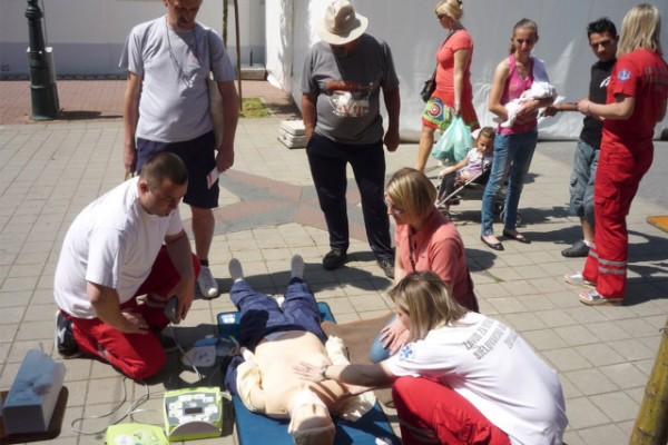 """U Bjelovaru predstavljen program """"Pokreni srce-spasi život"""""""