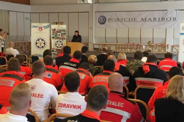 Hrvatski timovi na XI. međunarodnom natjecanju timova hitne medicinske službe u Sloveniji