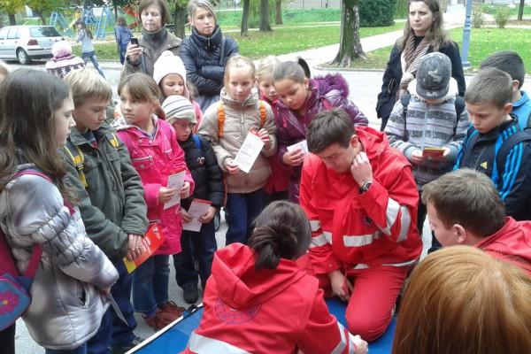 Dan otvorenih vrata Zavoda za hitnu medicinu Krapinsko-zagorske županije