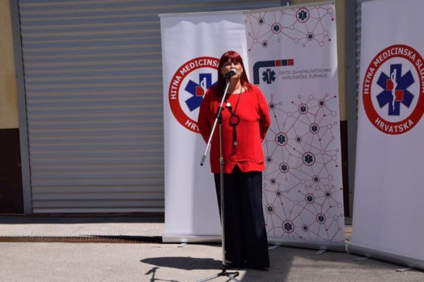Nova vozila i zaštitna oprema djelatnicima Zavoda za hitnu medicinu Karlovačke županije