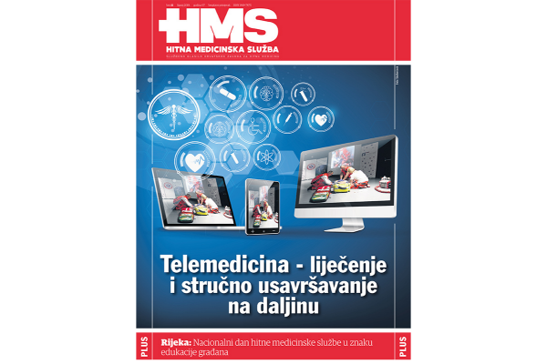 Objavljen jedanaesti broj časopisa Hitna medicinska služba