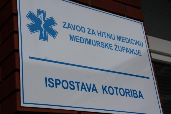 Otvorena ispostava hitne medicinske službe u Kotoribi