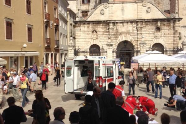 Diljem Hrvatske proslavljen Nacionalni dan hitne medicinske službe