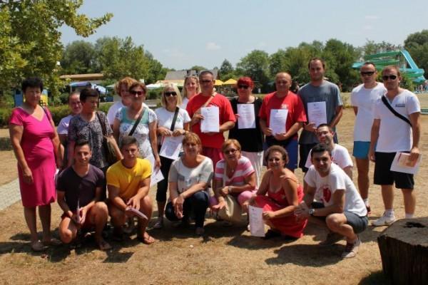 U Topuskom održana radionica Oživljavanje u zajednici