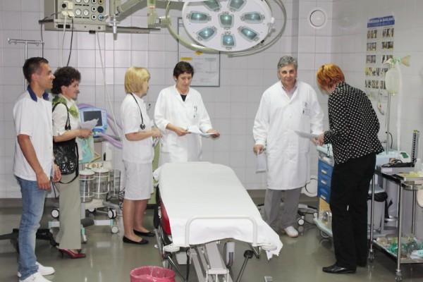 Objedinjeni hitni bolnički prijem OB Koprivnica ispunio uvjete za početak rada