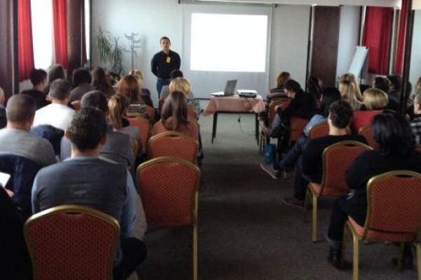 Djelatnici bolničkih odjela na edukaciji u Varaždinu