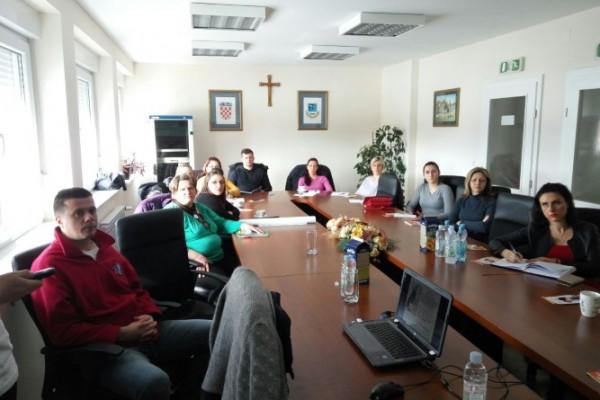Projekt Oživljavanje u zajednici nastavljen u Općini Lasinje