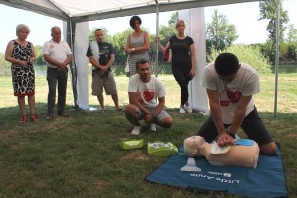 Projekt Oživljavanje u zajednici u Petrinji