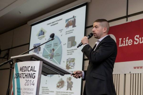 Predstavnik HZHM-a na Europskoj konferenciji medicinskih dispečera