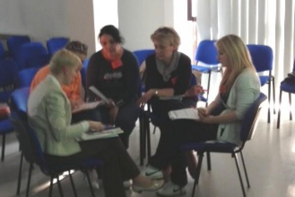 Edukacija Trijaža u odjelu hitne medicine u Koprivnici