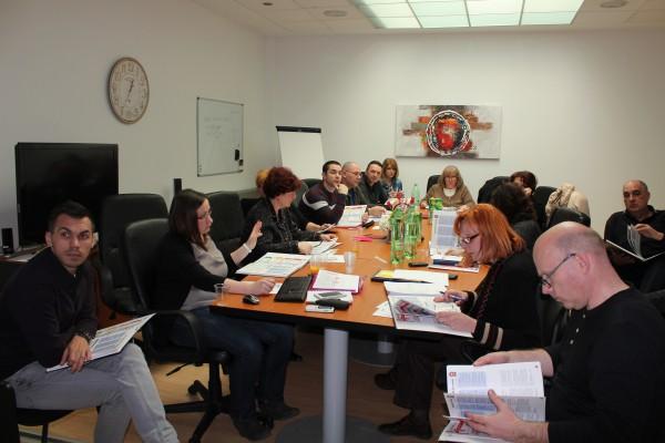 Održan radni sastanak nacionalnih instruktora za trening dispečera medicinske prijavno – dojavne jedinice