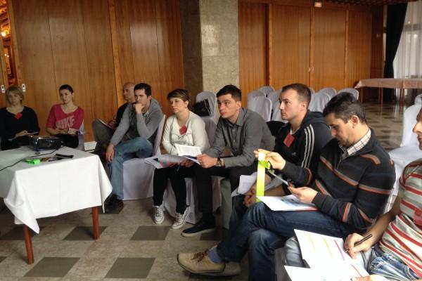 Trening trijaže održan u Zagrebu