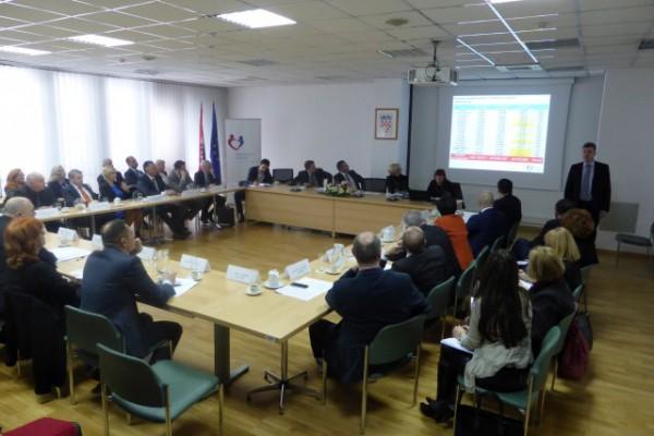 Župani i pročelnici za zdravstvo županija na sastanku s ministrom zdravlja
