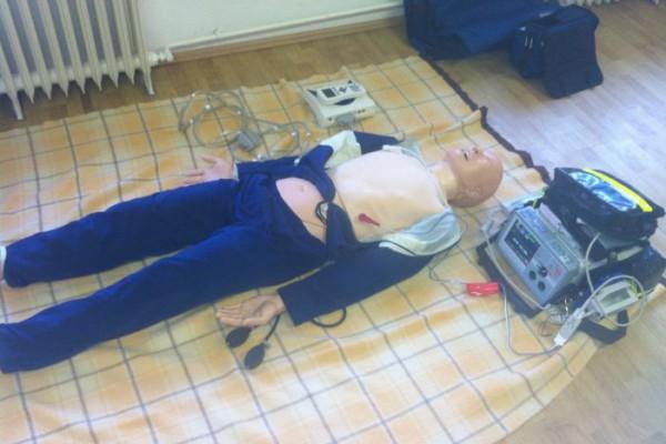 Zavod za hitnu medicinu Virovitičko-podravske županije ispunio uvjete za obavljanje nastave iz područja hitne medicine