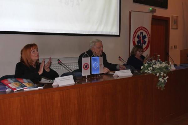 Održana promocija Smjernice za postupanje izvanbolničke i bolničke hitne medicinske službe u slučaju nesreća s kemikalijama