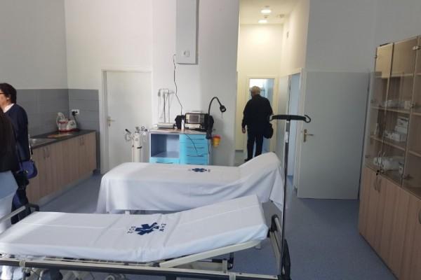 U mjestu Podaca otvorena nova ispostava Zavoda za hitnu medicinu Splitsko-dalmatinske županije