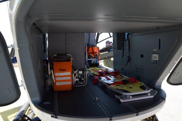 Hitna helikopterska medicinska služba u Dubrovniku
