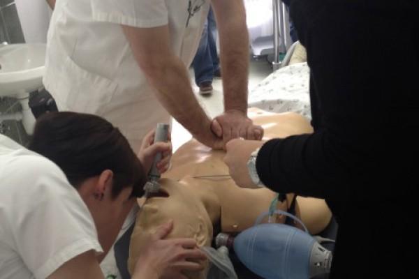 Edukacija djelatnika Odjela hitne medicine OŽB Našice