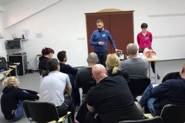 Održan Tečaj za osposobljavanje kandidata za nacionalne instruktore izvanbolničke hitne medicinske službe