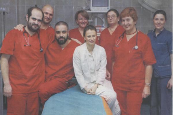 Bjelovarski Centar za hitnu medicinu obilježio treću godišnjicu rada