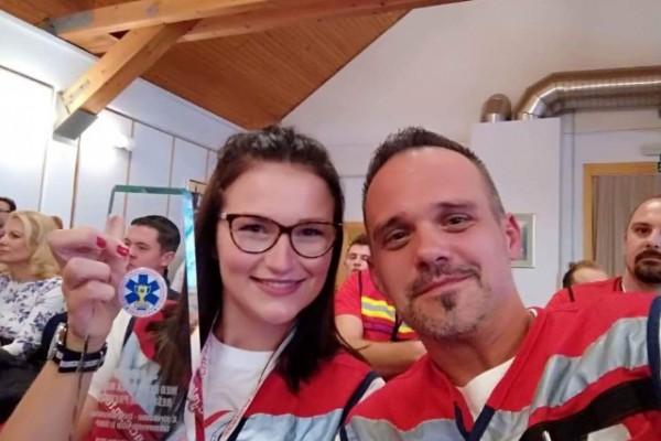 Brođani treći na međunarodnom natjecanju timova hitne medicinske službe