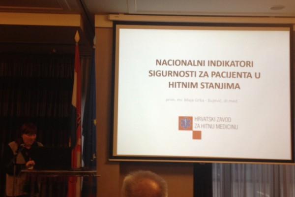 3. kongres Hrvatskog društva za sigurnost pacijenta s međunarodnim sudjelovanjem