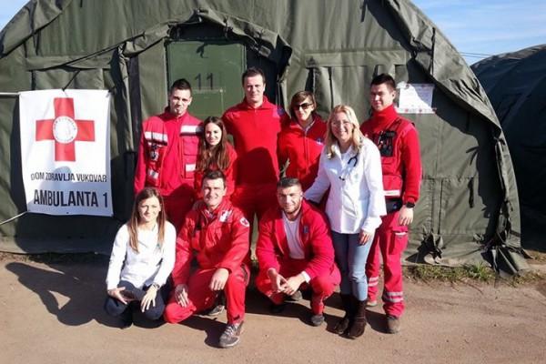 Dodatni timovi HMS-a nastavljaju zbrinjavati izbjeglice i migrante