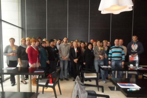 Edukacija Trijaža u odjelu hitne medicine održana u Novom Vinodolskom