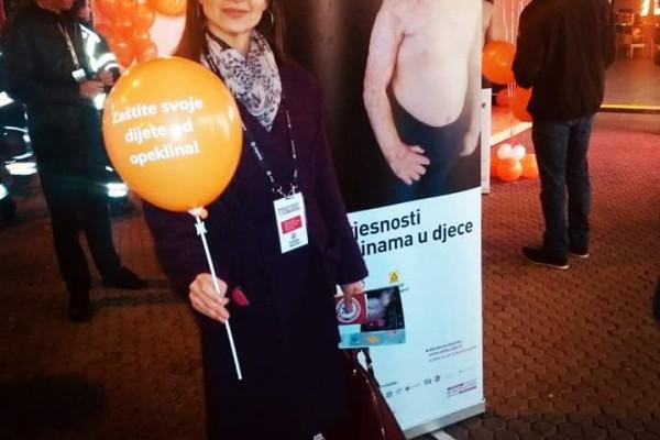 Po prvi put u Hrvatskoj obilježen Dan svjesnosti o opeklinama u dječjoj dobi