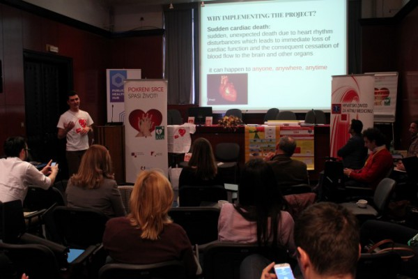 Radionica: Capacity Building for Sustainable Health Care Programs in South-Eastern Europe
