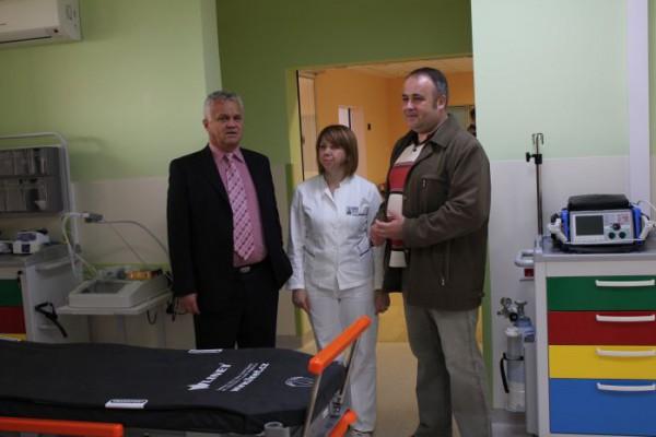 Odjel hitne medicine otvoren u Općoj županijskoj bolnici Pakrac