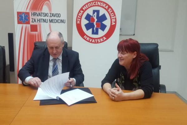 Sklopljen hrvatsko-slovenski Krovni sporazum o međusobnoj suradnji