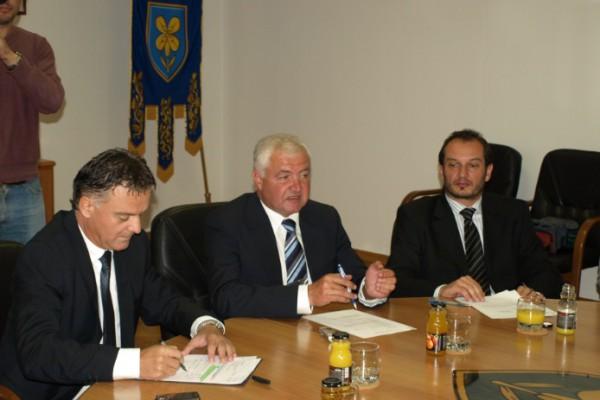 Ličko-senjska županija - Prva prezentacija novog sustava Hitne medicinske službe u RH