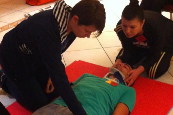 U Novoj Gradiški edukacija djelatnika izvanbolničke hitne službe