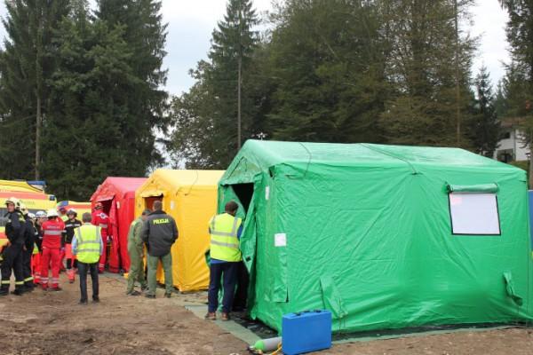 Hrvatski timovi HMS-a na 3. međunarodnom kampu Zavoda Vizija Varnosti