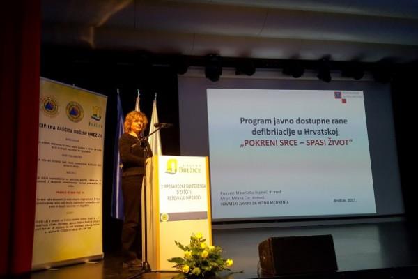 Edukacija građana o postupku oživljavanja tema Konferencije u Brežicama