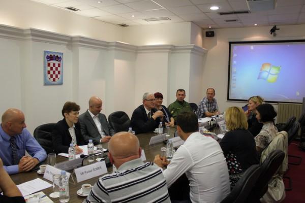 Službeni posjet slovenske delegacije Ministarstvu zdravlja
