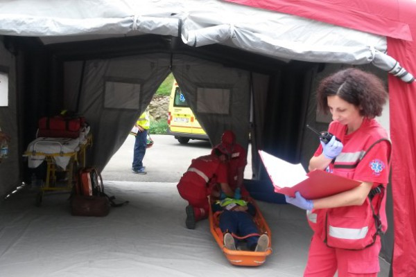 U Šapjanima održan 4. međunarodni kamp Zavoda Vizija Varnosti
