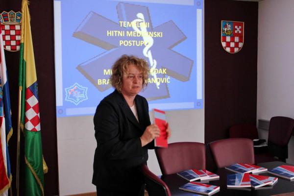 Radni sastanak održan u Bjelovarsko - bilogorskoj županiji