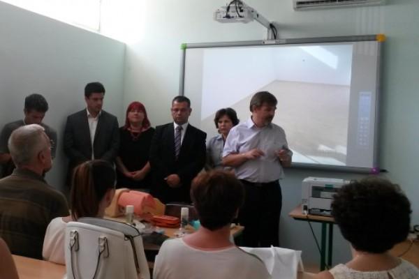 U Splitu otvoren Nastavni centar za djelatnike hitne medicinske službe