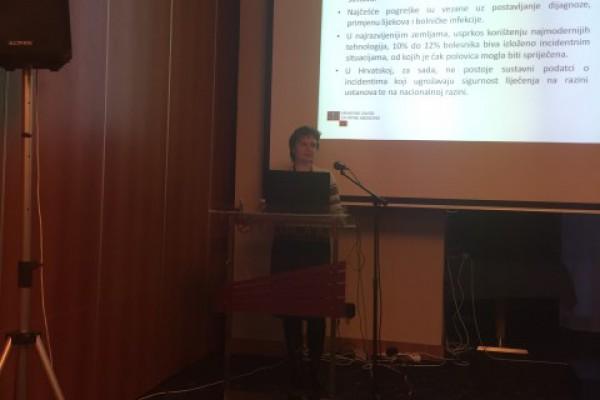 Održan 4. kongres Hrvatskog društva za sigurnost pacijenta s međunarodnim sudjelovanjem