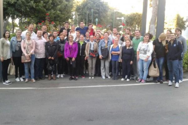 Djelatnici izvanbolničke hitne medicinske službe na edukaciji u Petrčanima