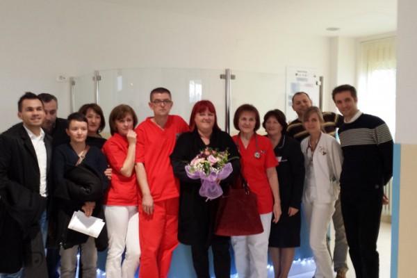 Prvu godišnjicu rada obilježili centri za hitnu medicinu u Pakracu i Požegi