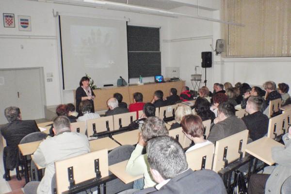 U sklopu 15. Sajma zdravlja u Vinkovcima održana je radionica Razvoj i implementacija novog sustava hitne medicine u Hrvatskoj